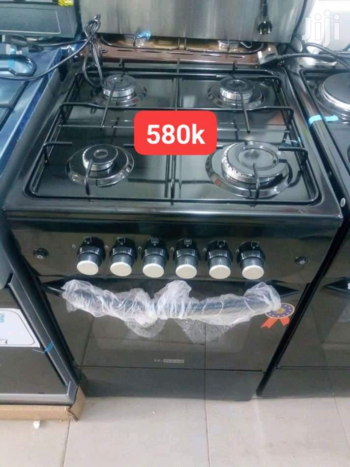 Archive: Gl General Fully Gas Cooker