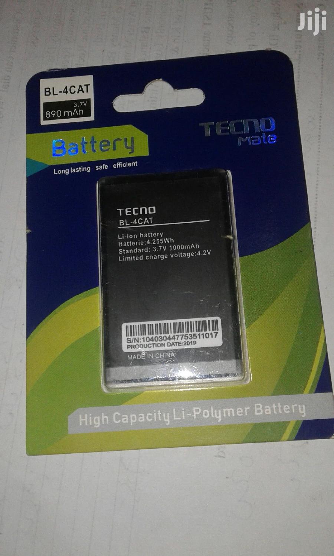 Techno 5C Battery