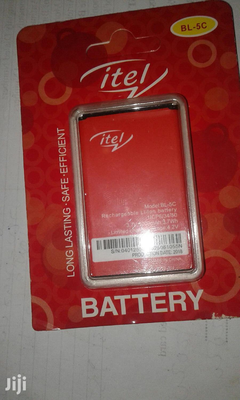 Itel Battery 5C