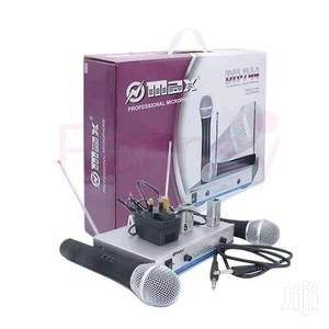 Profesional Wireless Microphones With A Reciever | Audio & Music Equipment for sale in Central Region, Kampala