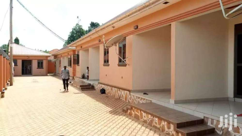 Kisaasi-Kyanja Road Single Room House for Rent