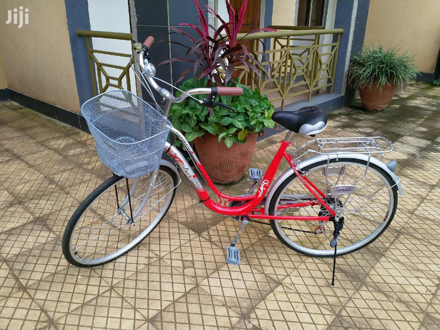 Brand New Red City Bikes With Gears