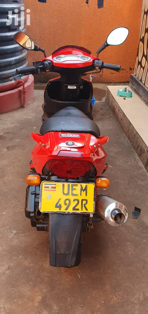 Archive: Kymco 2010 Red