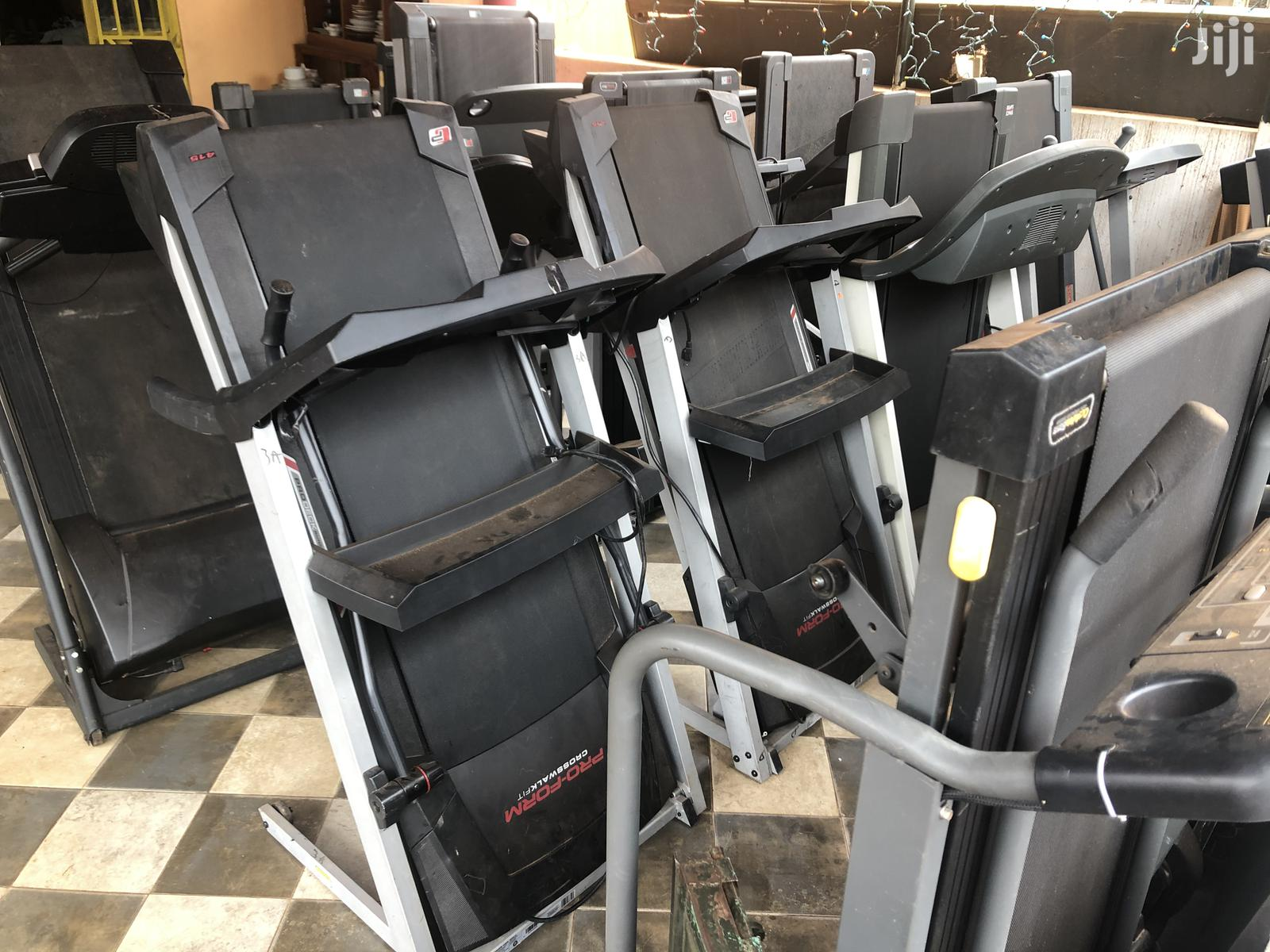 Treadmills of All Types   Sports Equipment for sale in Kampala, Central Region, Uganda