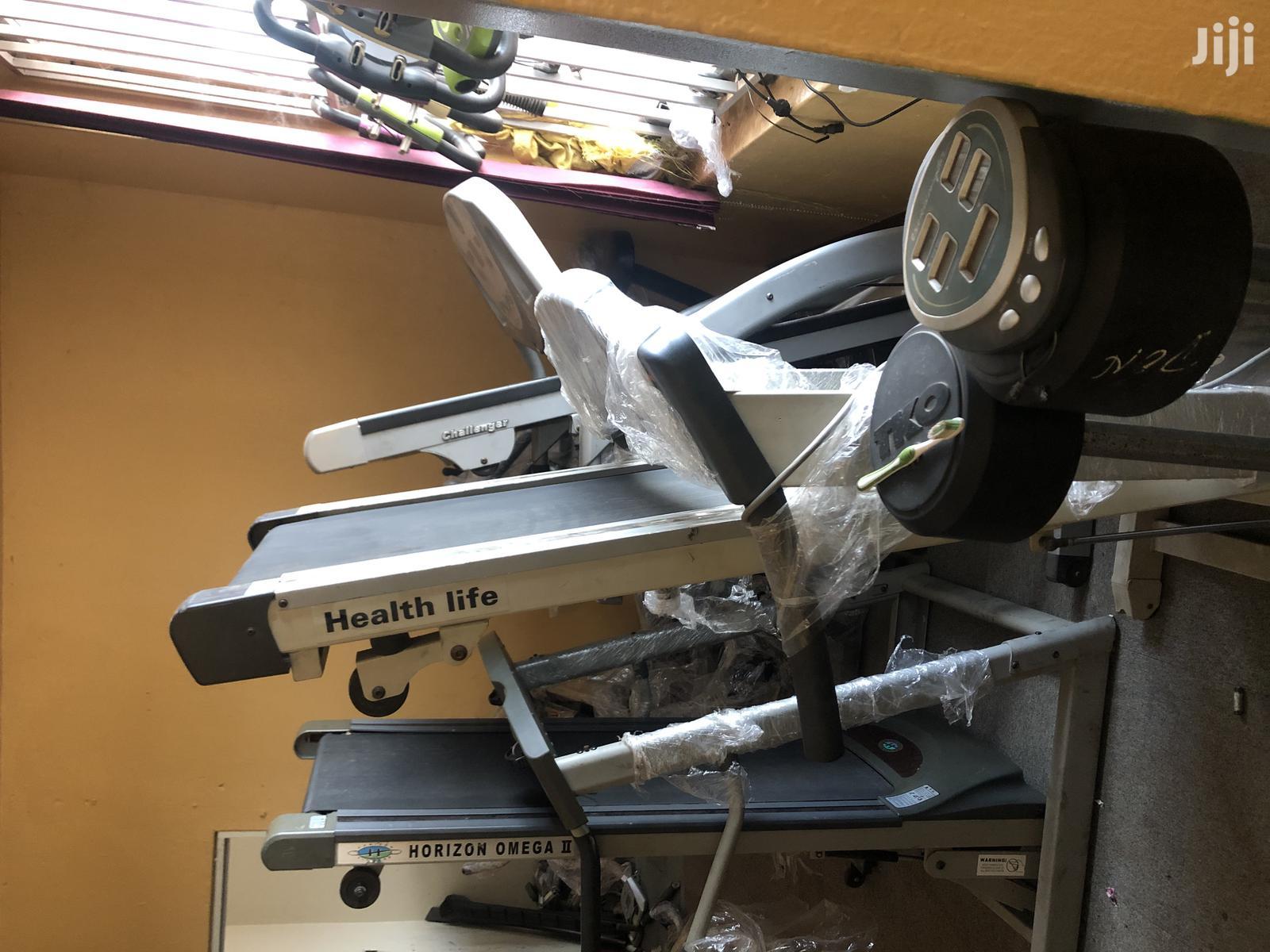 Treadmills of All Types