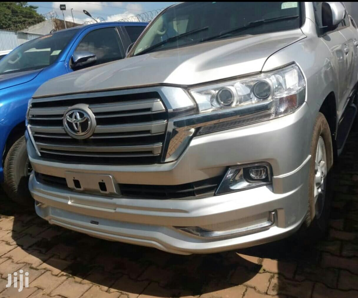 Toyota Land Cruiser 2008 Silver | Cars for sale in Kampala, Central Region, Uganda