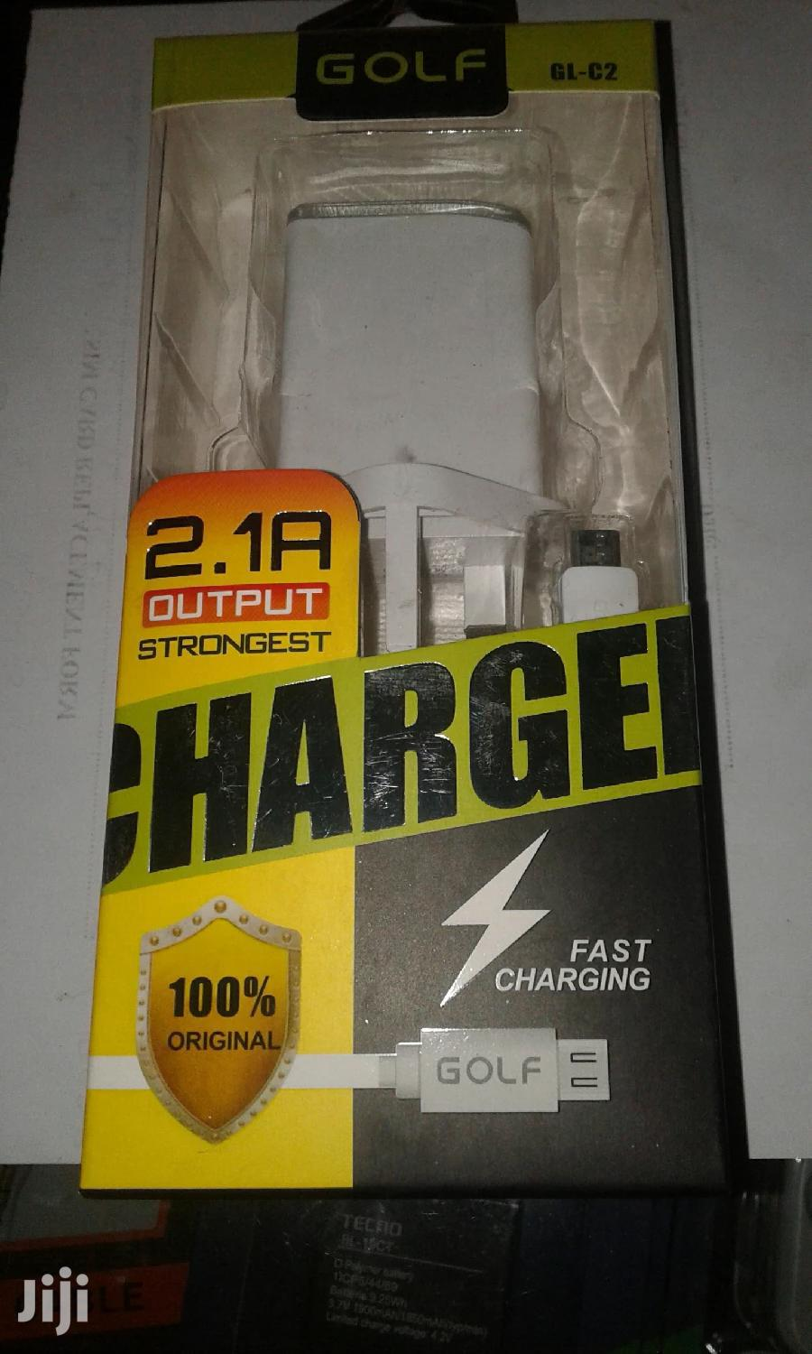 Golf Fast Charger