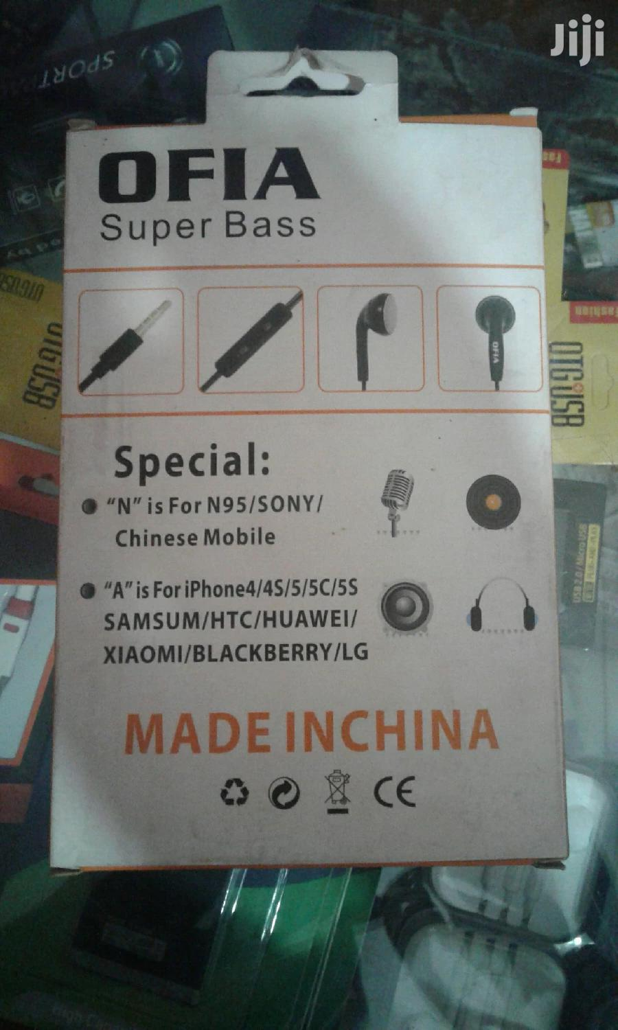 Archive: Offia Extra Strong Base Earphones Class