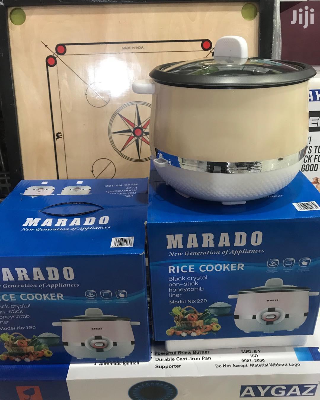 Marado Rice Cooker