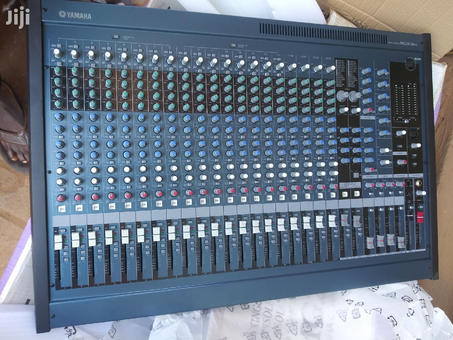Yamaha Mg24 Mixer | Audio & Music Equipment for sale in Kampala, Central Region, Uganda
