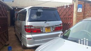 Toyota Alphard 2008 Silver | Cars for sale in Central Region, Kampala