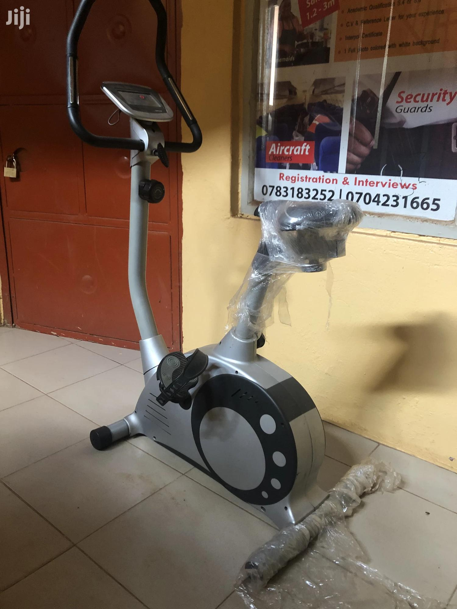 Stationary Exercise Bike | Sports Equipment for sale in Kampala, Central Region, Uganda