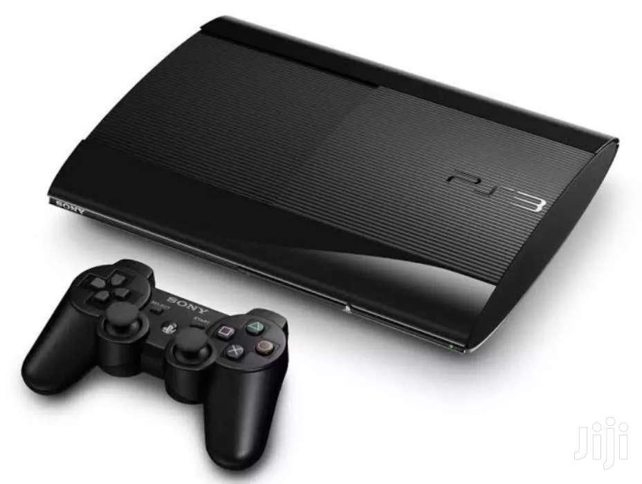 Chipped Ps3 Console With 2 Pads And 20 Games Installed | Video Game Consoles for sale in Kampala, Central Region, Uganda