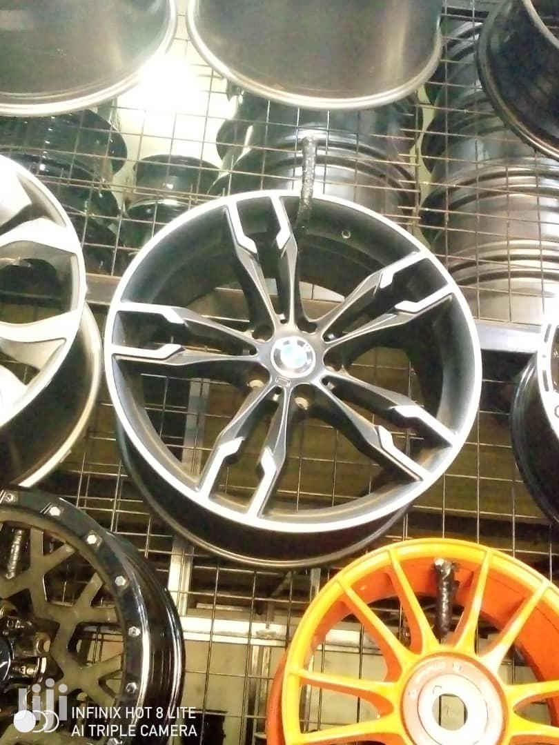 Archive: Sport Rims for Bmw X5 Series