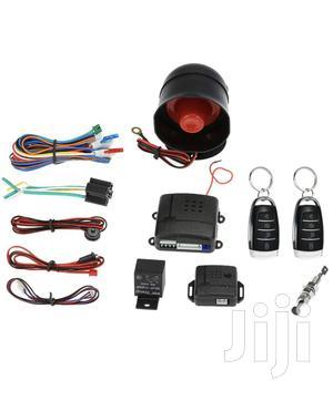 Universal Car Vehicle Security System Burglar Alarm Protection