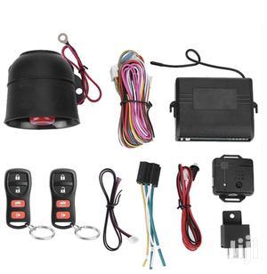 12V Car Alarm Vehicle System Security Keyless Entry Siren 102/T110