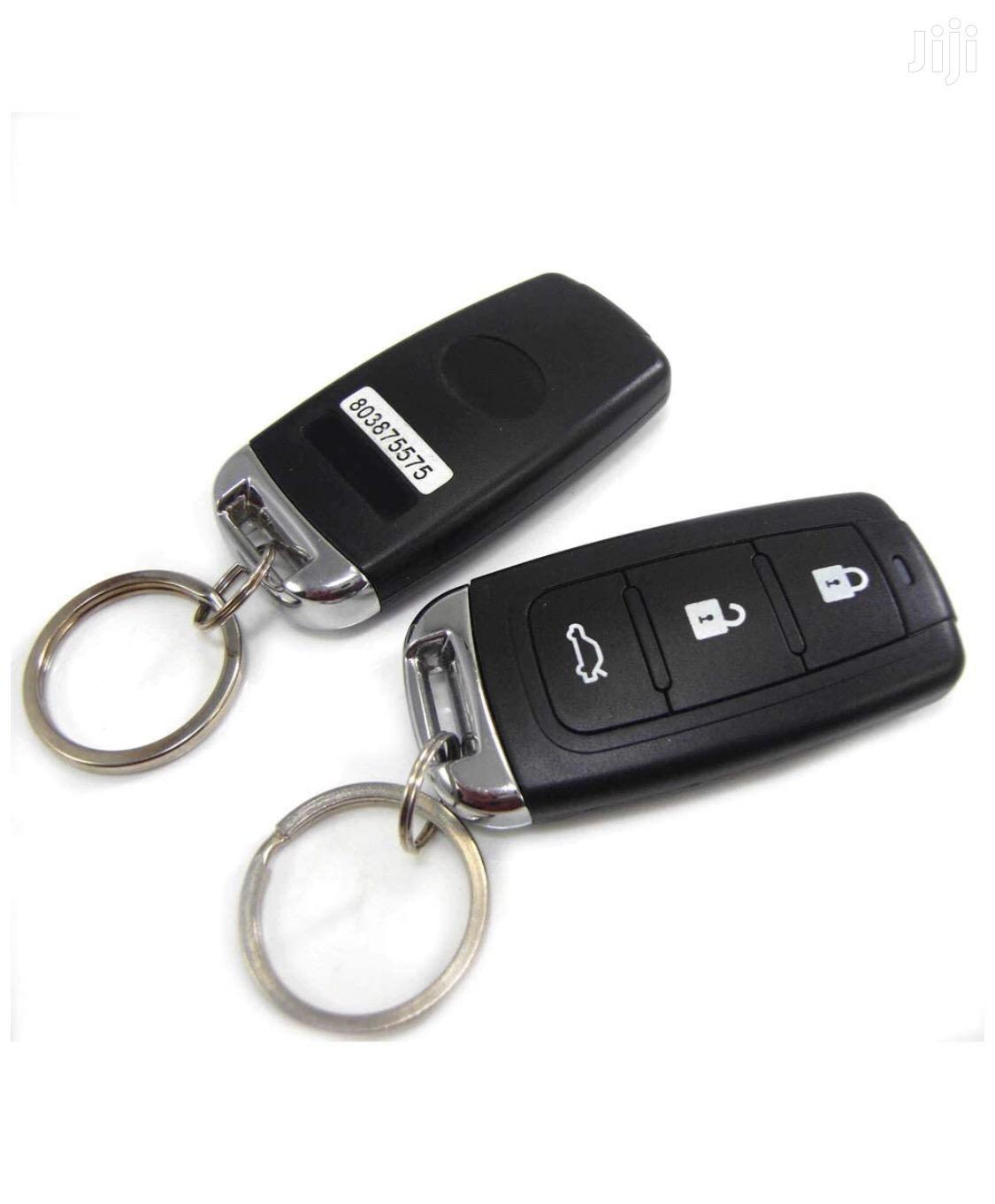 Universal Car Alarm Systems E276 Auto