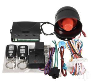 1 Way Car Security Alarm System W/2 Key