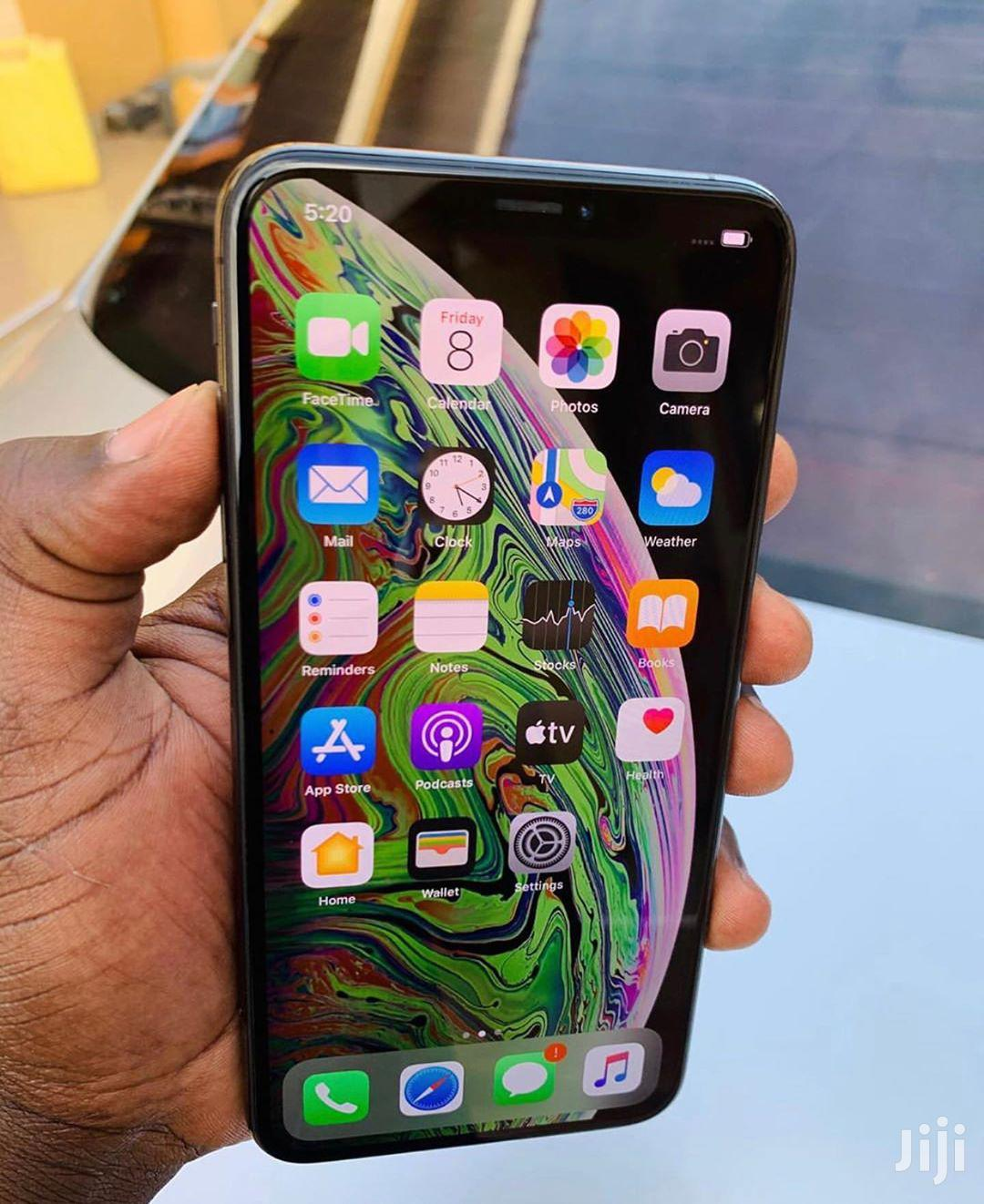 Archive: New Apple iPhone XS Max 256 GB Gray