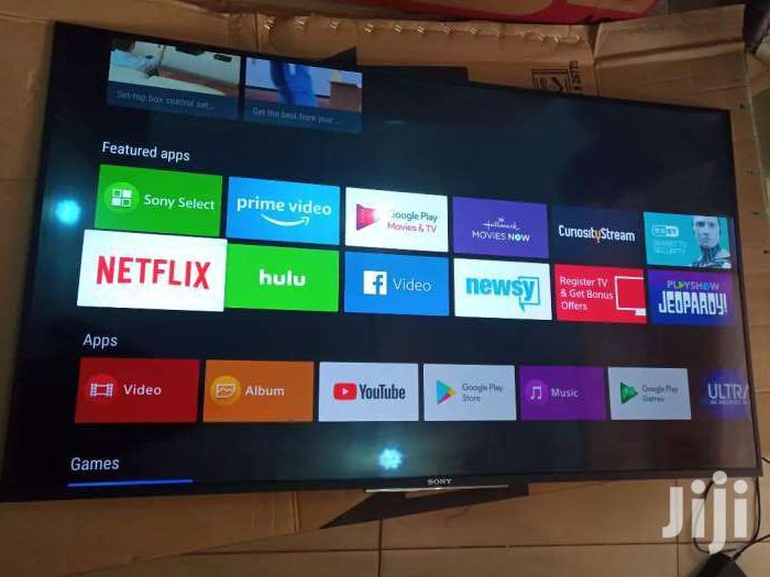Sony Bravia Smart SUHD TV 55 Inches