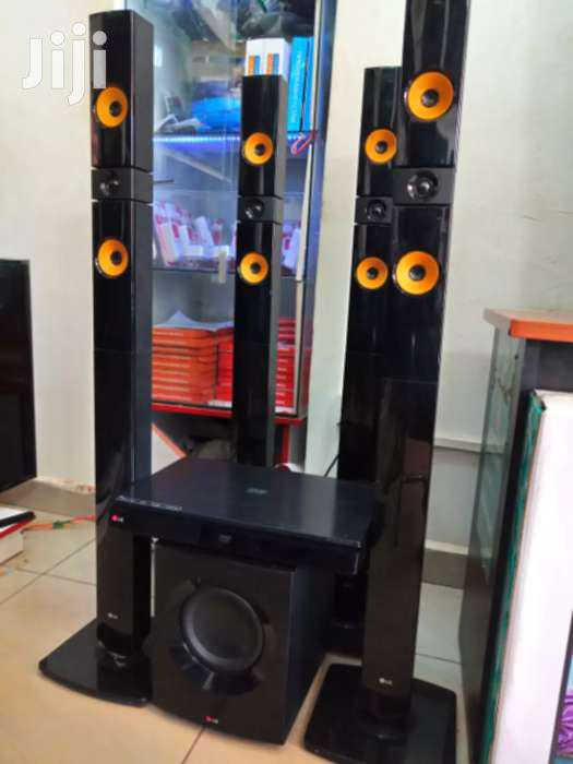 LG DVD Home Theater System