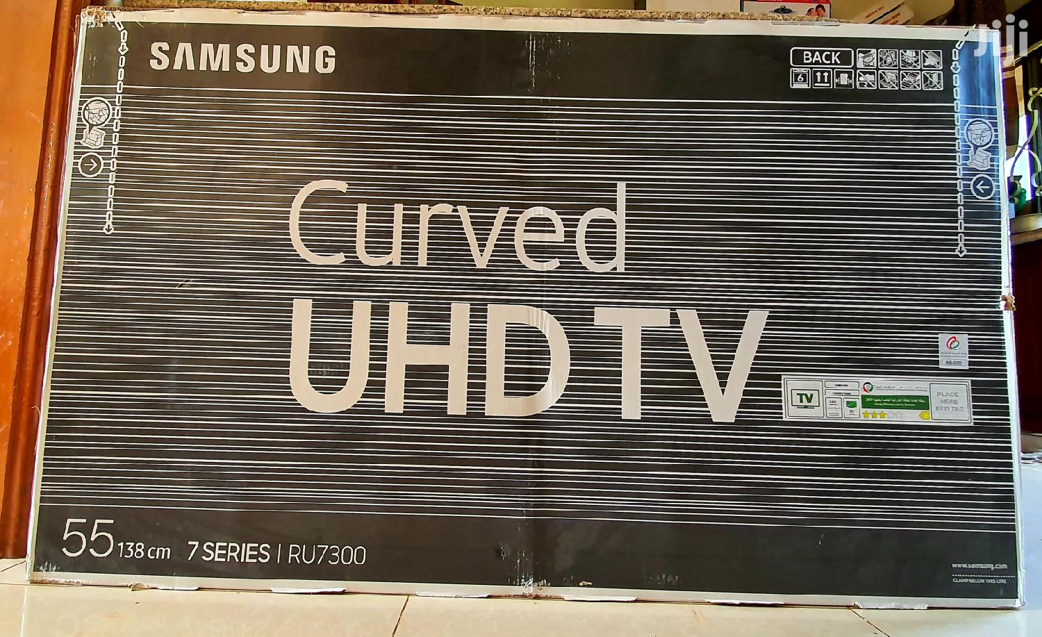 Samsung Smart UHD 4k TV 55 Inches