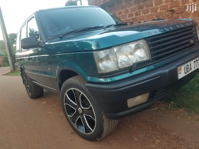 Land Rover Range Rover Sport 2000 Blue   Cars for sale in Kampala, Central Region, Uganda