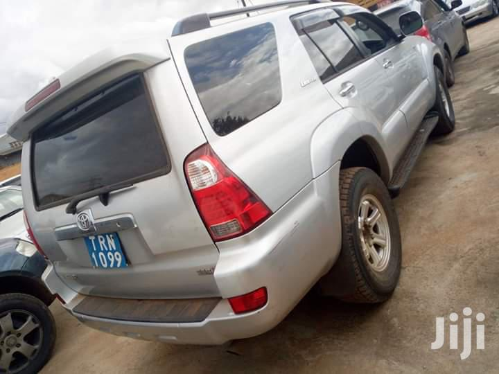Archive: New Toyota Surf 2007 Silver