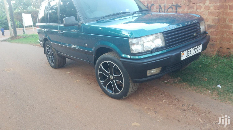 Land Rover Range Rover Sport 2000 Blue