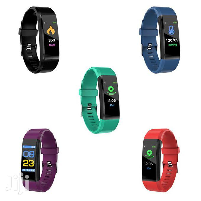 Yoho Smart Band Bracelet Smart Watch With Heart Rate Monitor | Smart Watches & Trackers for sale in Kampala, Central Region, Uganda
