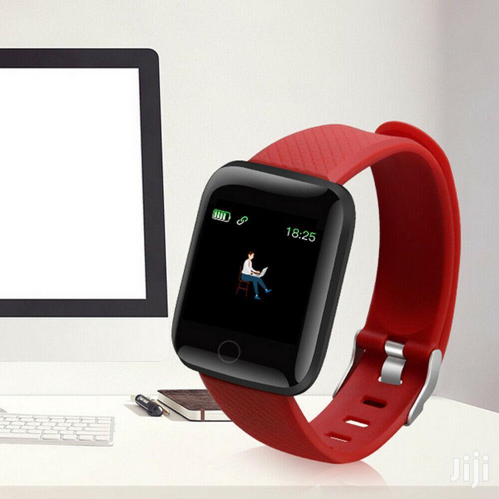 Hryfine Unisex Health & Fitness Tracker Smartwatch Bracelet