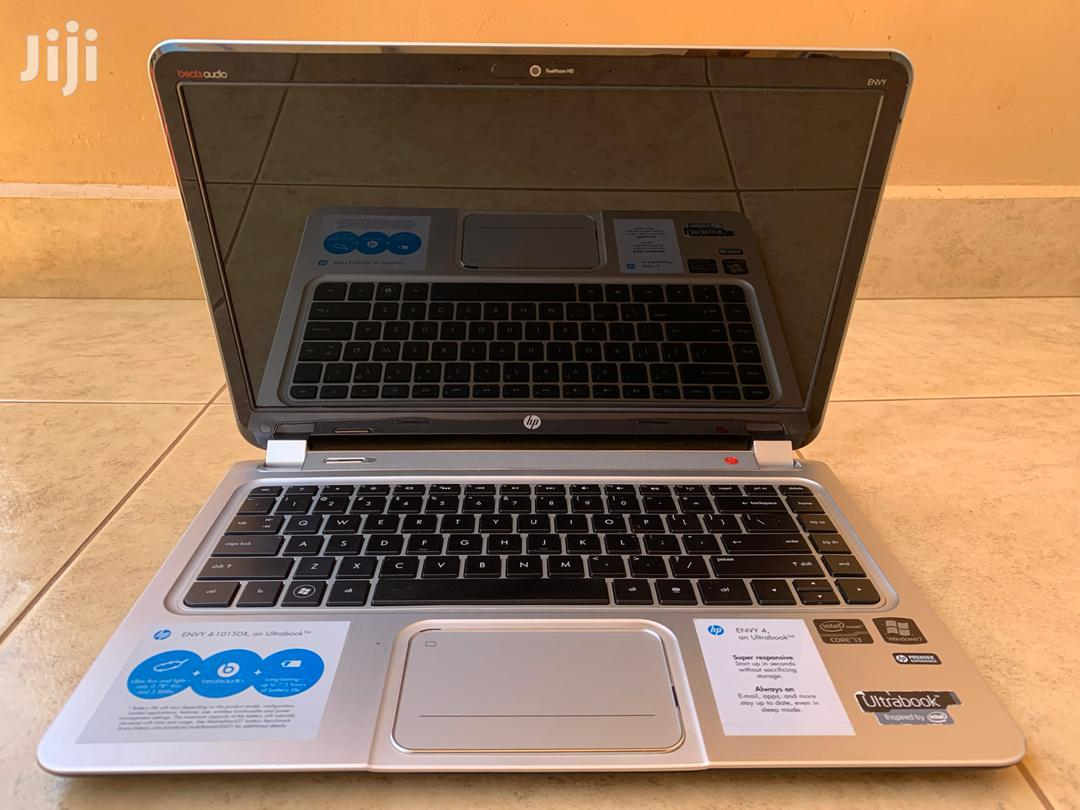Laptop HP Envy 4 4GB Intel Core I3 HDD 320GB | Laptops & Computers for sale in Kampala, Central Region, Uganda