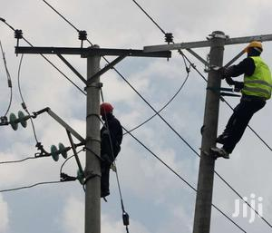 Electrical Power Line Construction Services | Building & Trades Services for sale in Central Region, Kampala