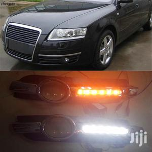 AUDI A6 C 2007 2008 LED DRL Daytime Running Lights | Vehicle Parts & Accessories for sale in Central Region, Kampala