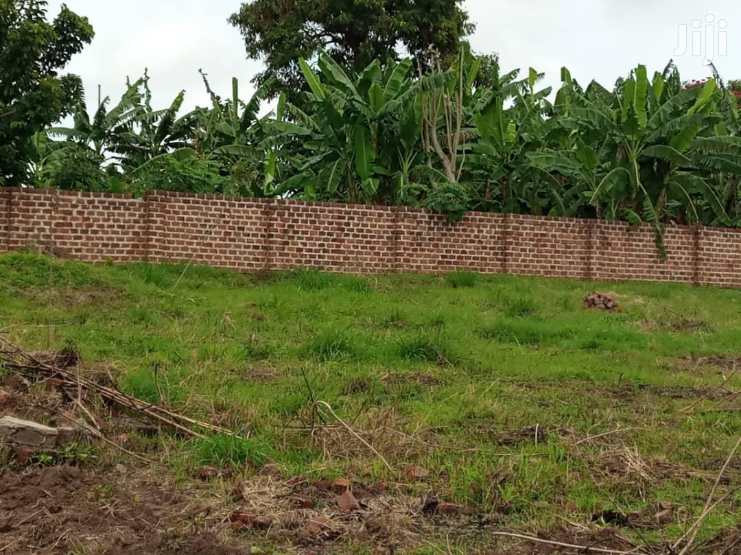Land In Kasangati For Sale