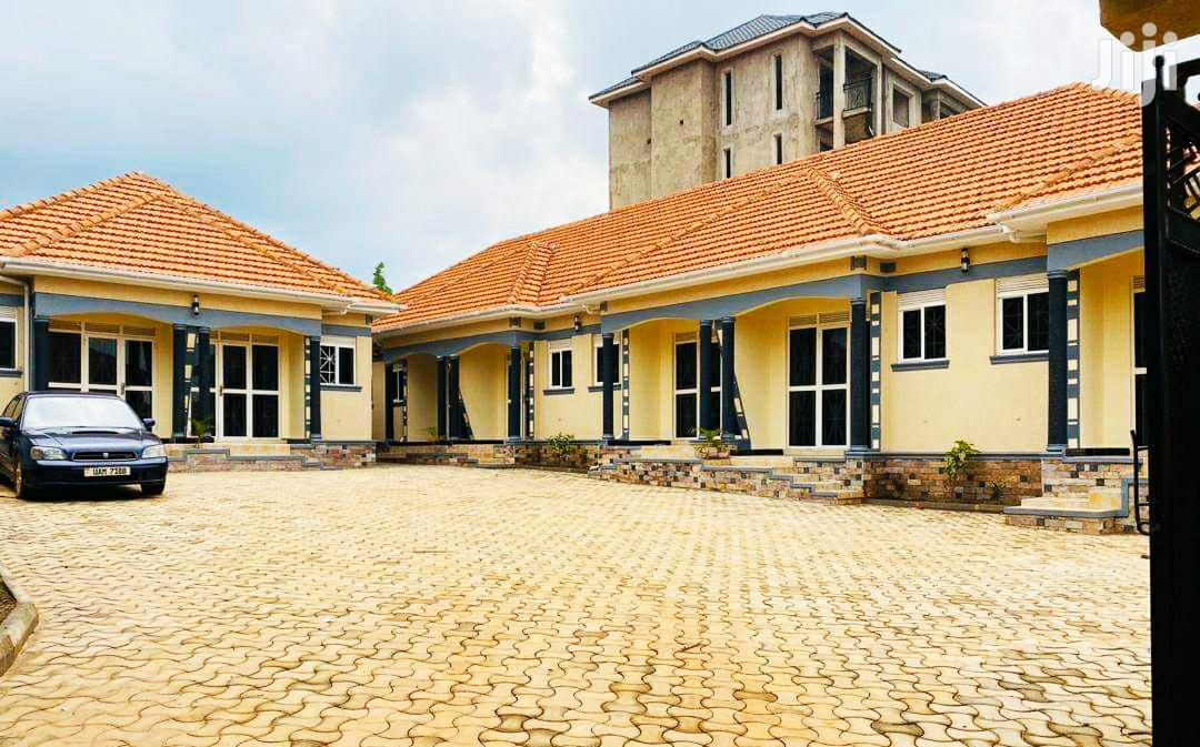 8 Double Rental Units In Kisaasi Kyanja For Sale