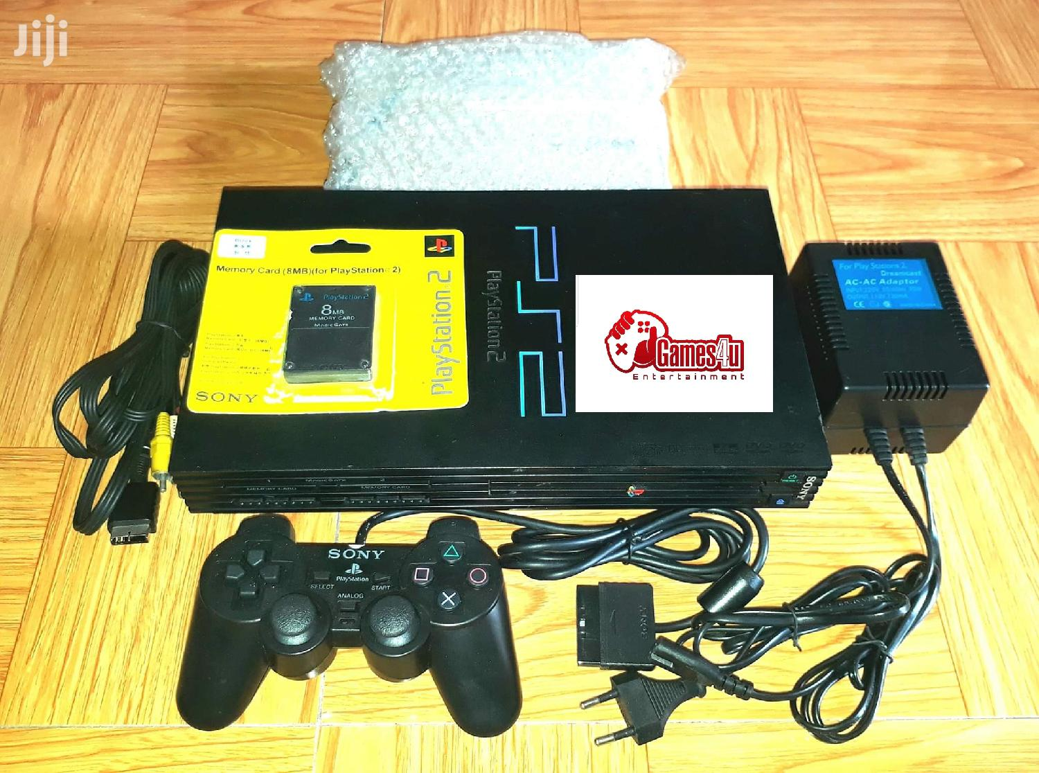 Ps2 Machine | Video Game Consoles for sale in Kampala, Central Region, Uganda