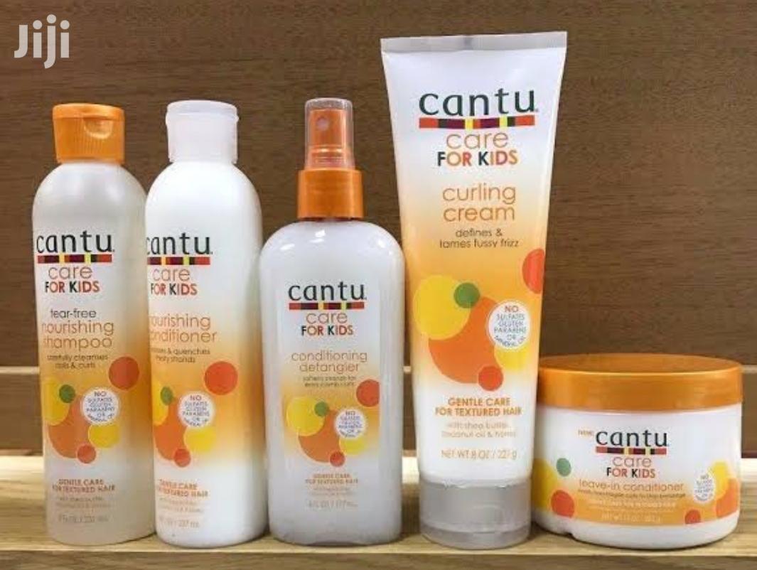 Original Cantu Products