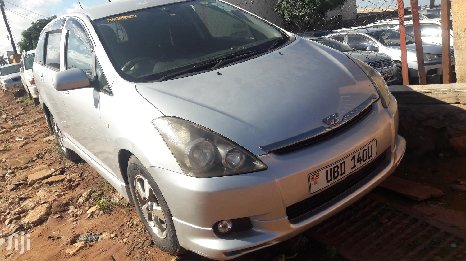 Toyota Wish 2003 Silver | Cars for sale in Kampala, Central Region, Uganda