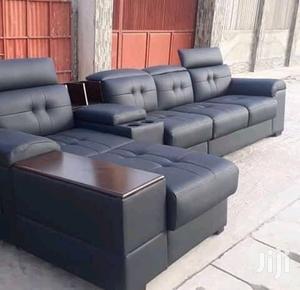 Sofas Black   Furniture for sale in Central Region, Kampala