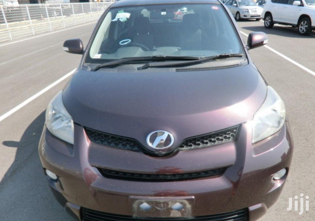 Archive: Toyota IST 2010 Purple
