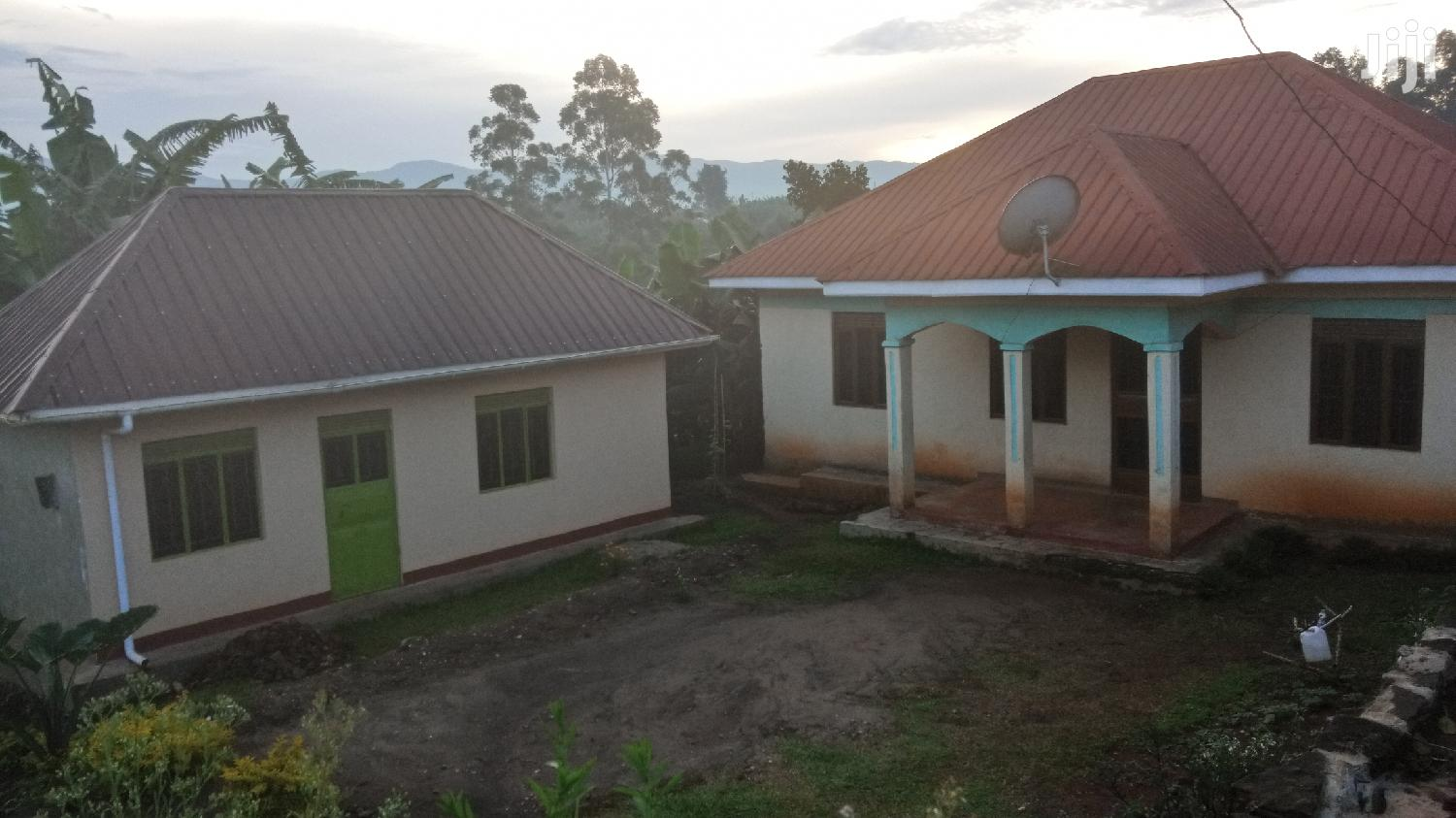 Plot With Houses On Sale In Kagote Fort Portal