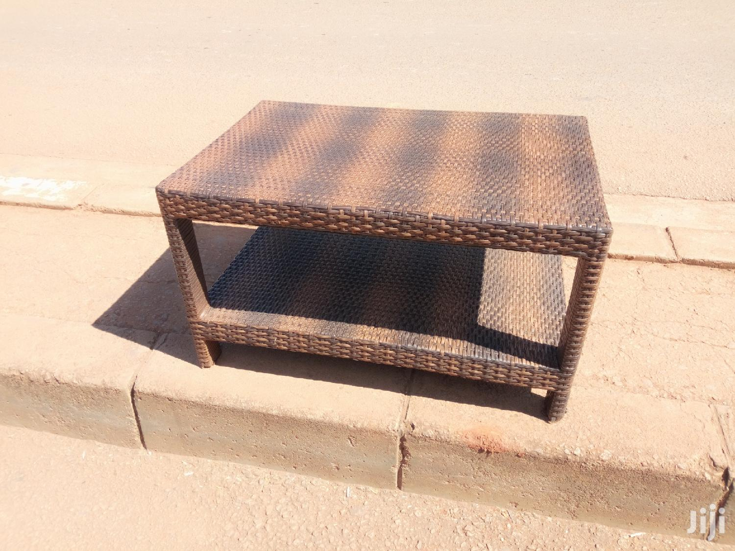 Craft Coffee Table