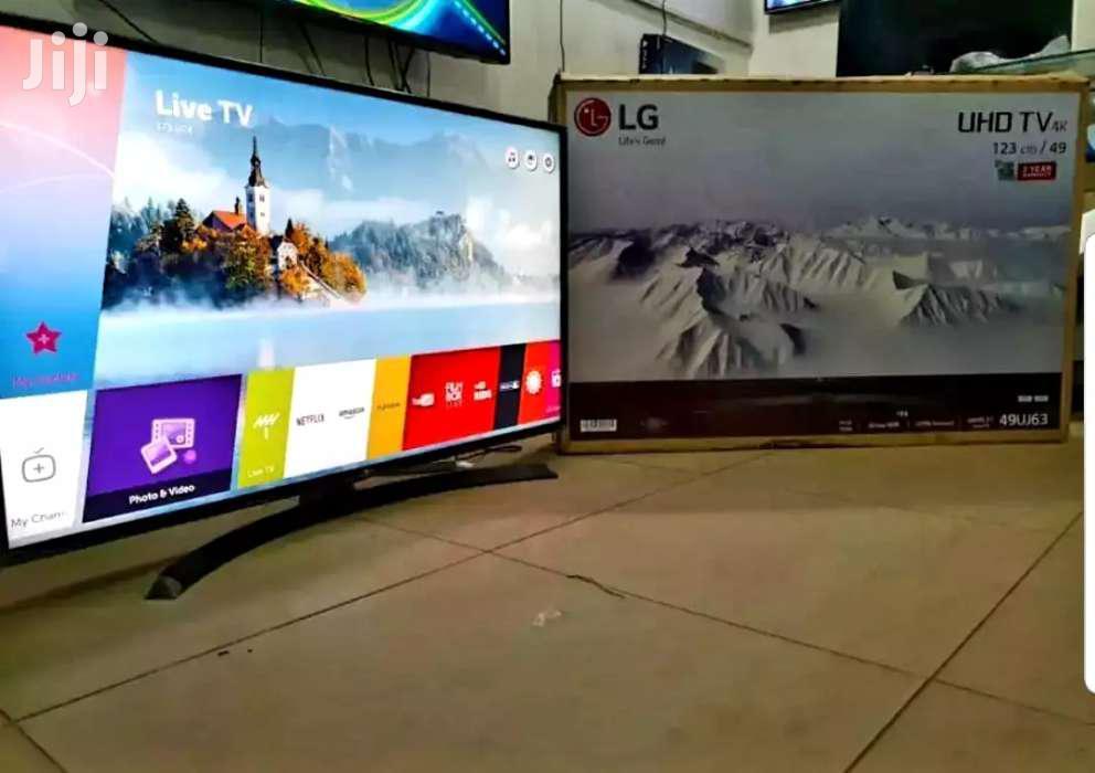 49inches LG Smart UHD 4k TV