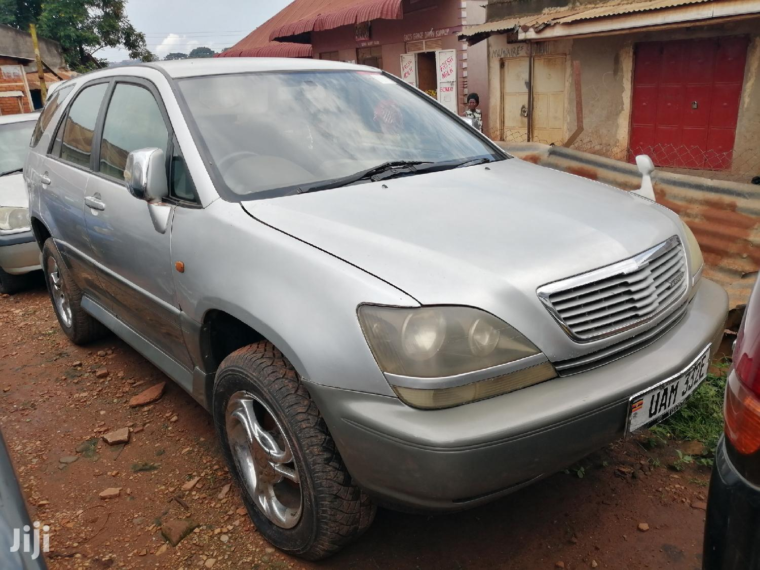 Toyota Harrier 2000 Silver | Cars for sale in Kampala, Central Region, Uganda