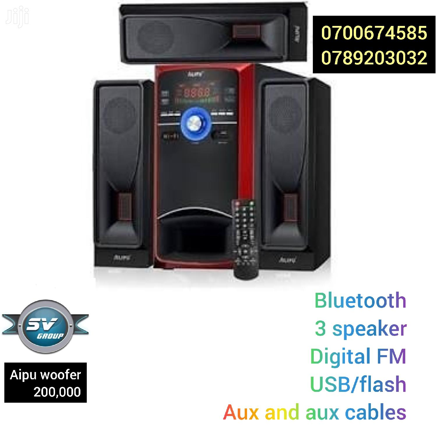 Brand New Alipu Bluetooth Woofer