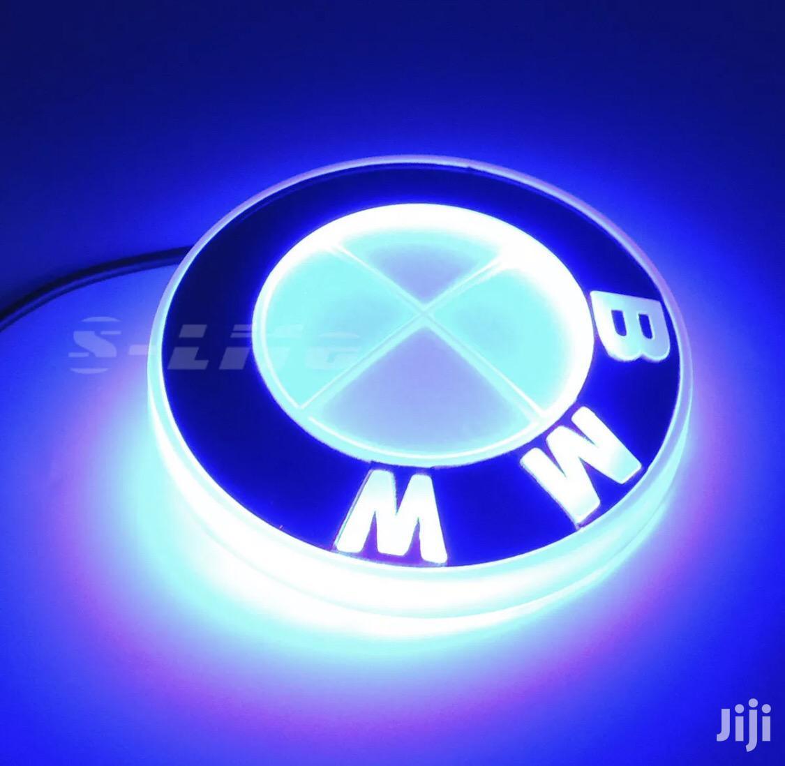 4D Bmw Logo Badge