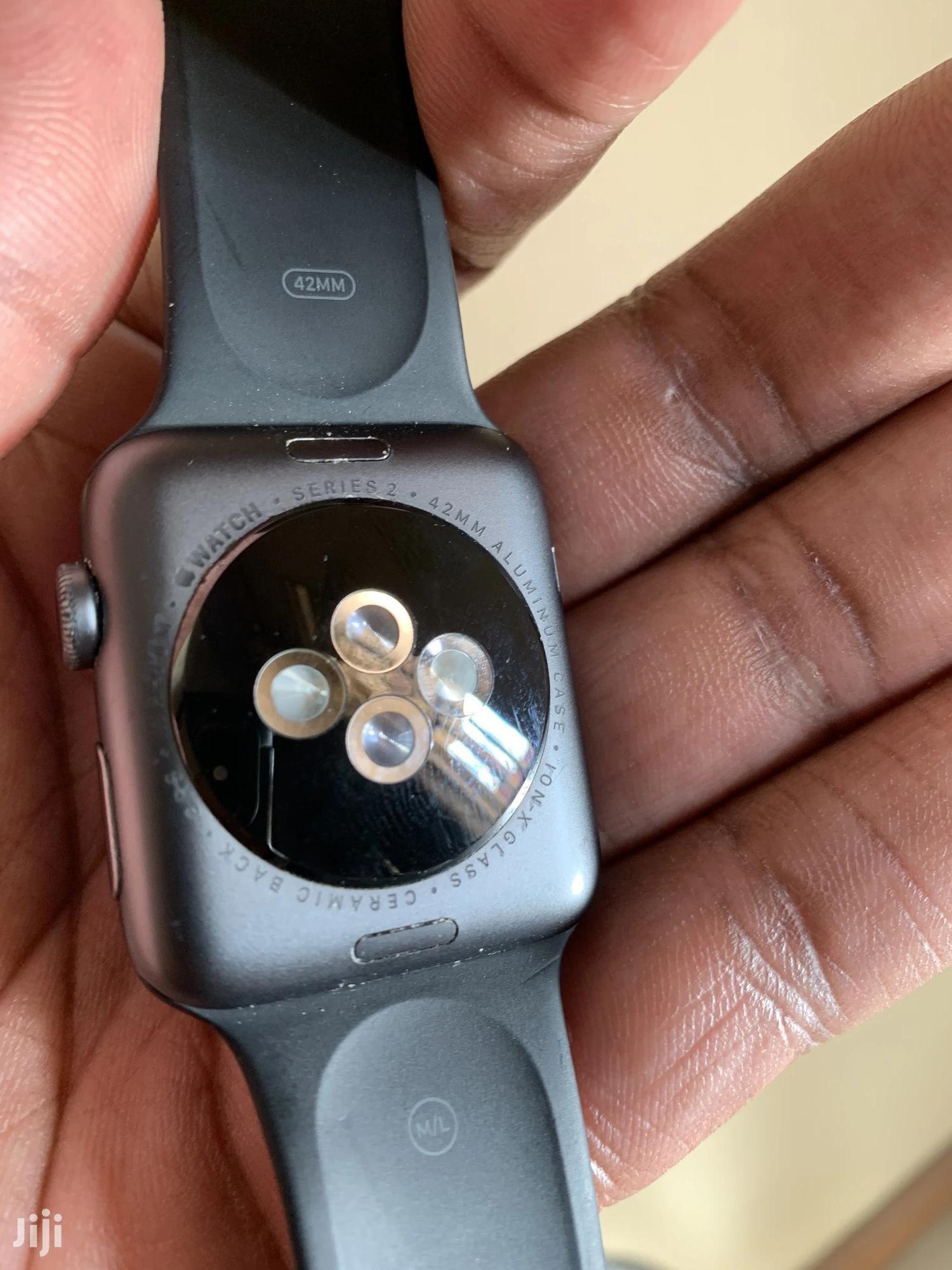Apple Watch Series 2 Used In Good Shape | Smart Watches & Trackers for sale in Kampala, Central Region, Uganda