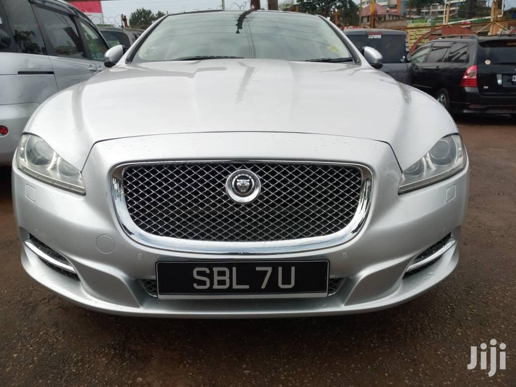 Jaguar XJ 2013 L Portfolio AWD Silver | Cars for sale in Kampala, Central Region, Uganda