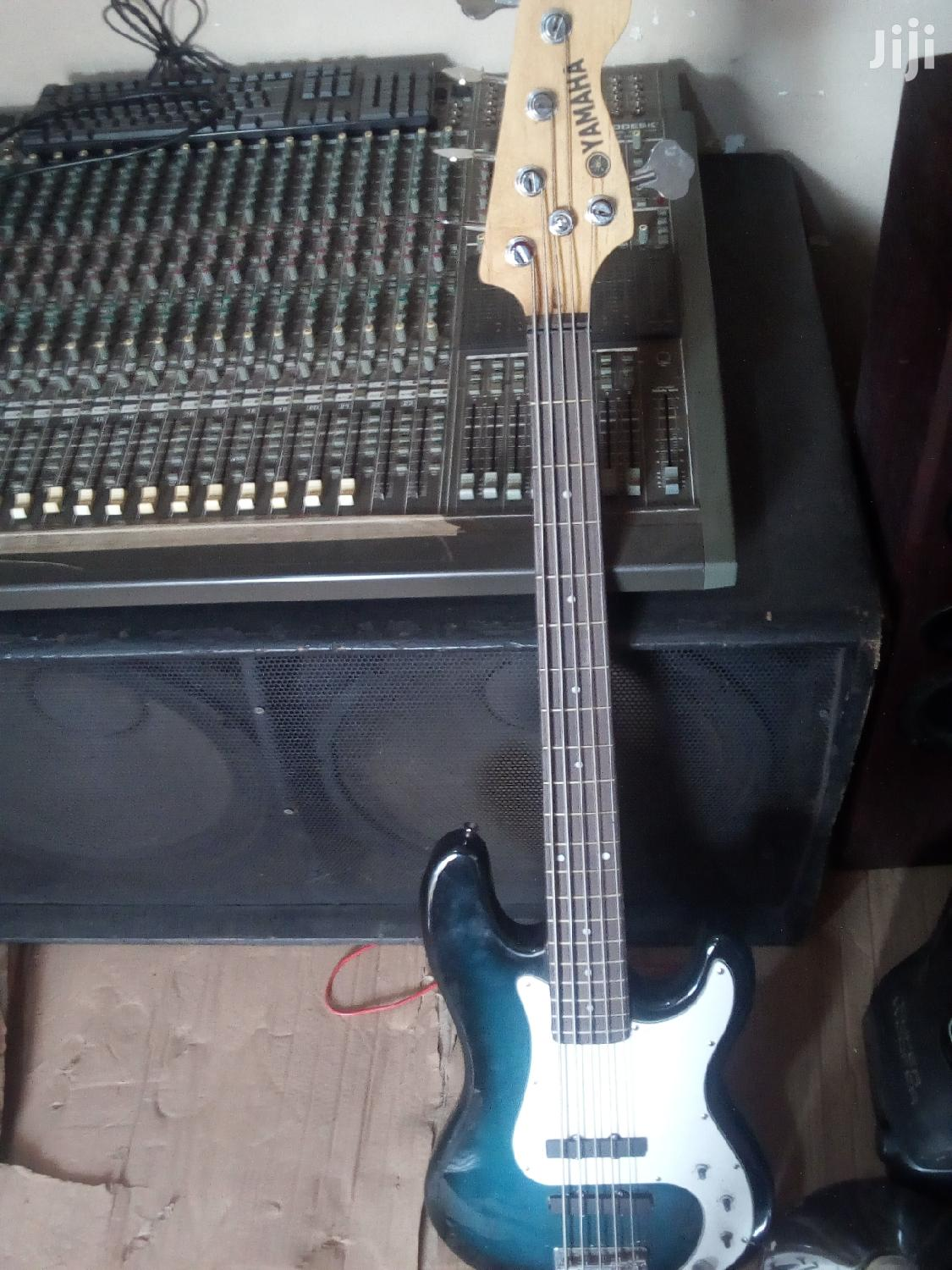 Archive: 5 String Bass Guitar